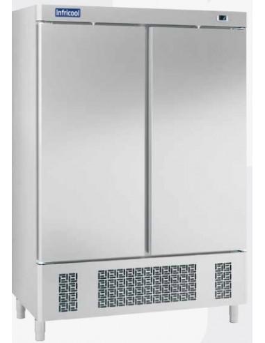 Armario Refrigeración 2 Puertas Inox